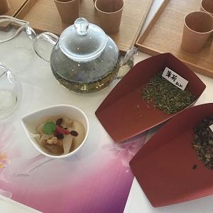 枇杷葉薄荷茶