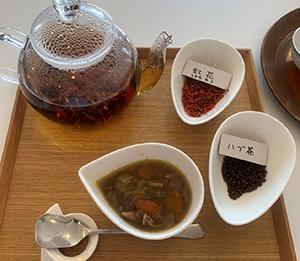 紅花決明茶
